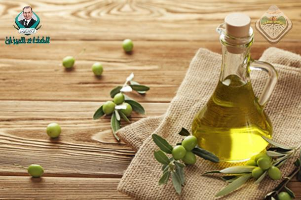 Use olive oil in cooking and rubbing (on the body) has an amazing health effect
